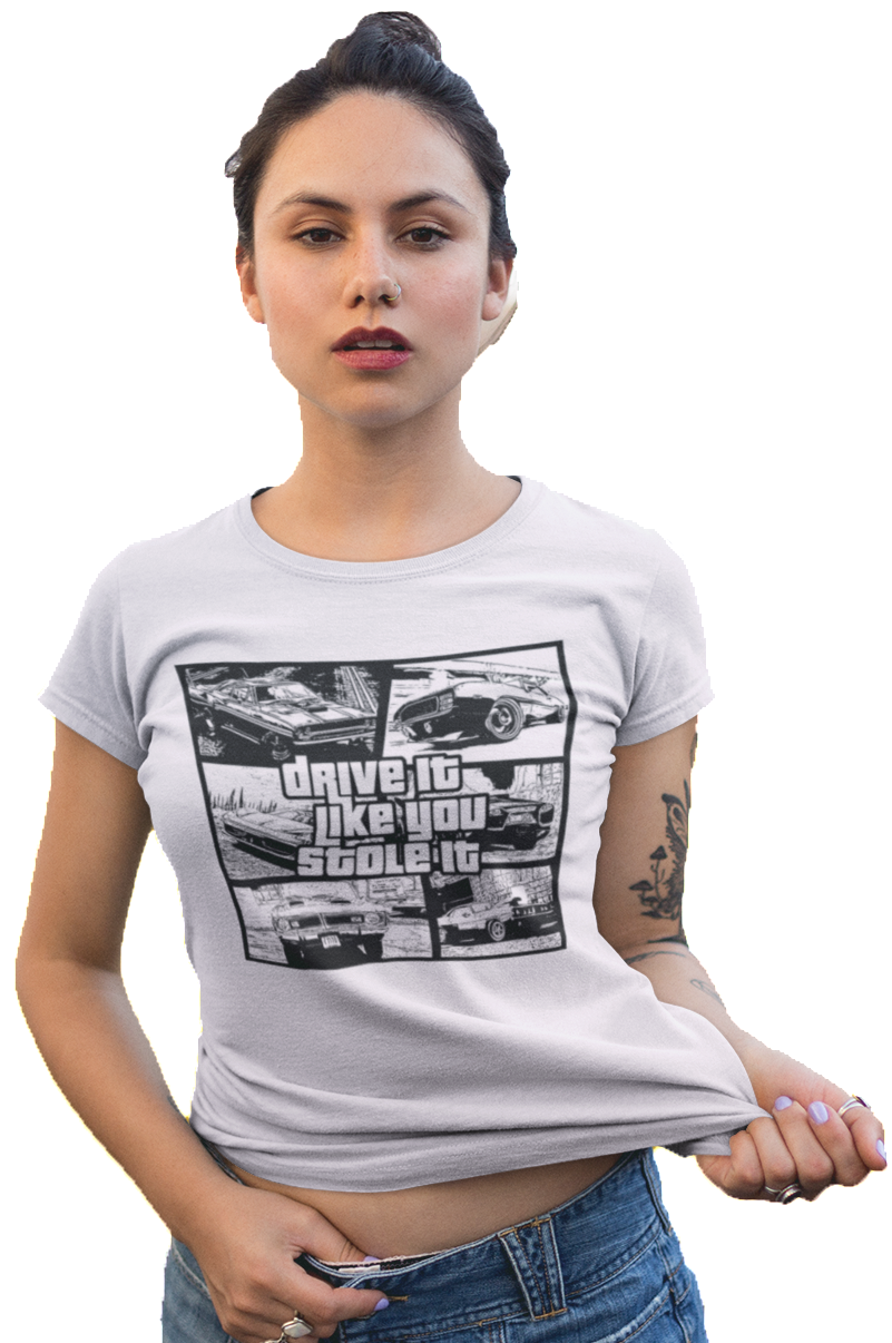 Joy Ride Short-Sleeve Unisex T-Shirt (W) | Shirts | BFY Apparel | Streetwear & More