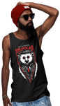 Mr.Polar Black Graphic Unisex Tank Top | Tank Top | BFY Apparel | Streetwear & More