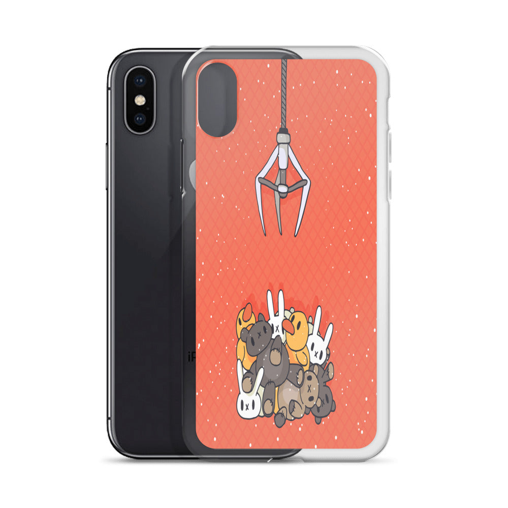Animal Claw Arcade iPhone Case