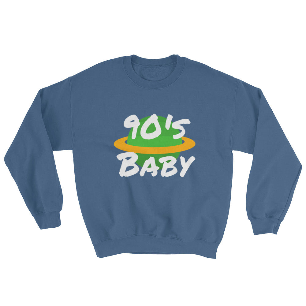 90's Baby World Sweatshirt - BFY Apparel | Streetwear & More