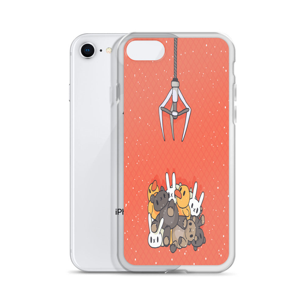 Animal Claw Arcade iPhone Case | Phone Cases | BFY Apparel | Streetwear & More