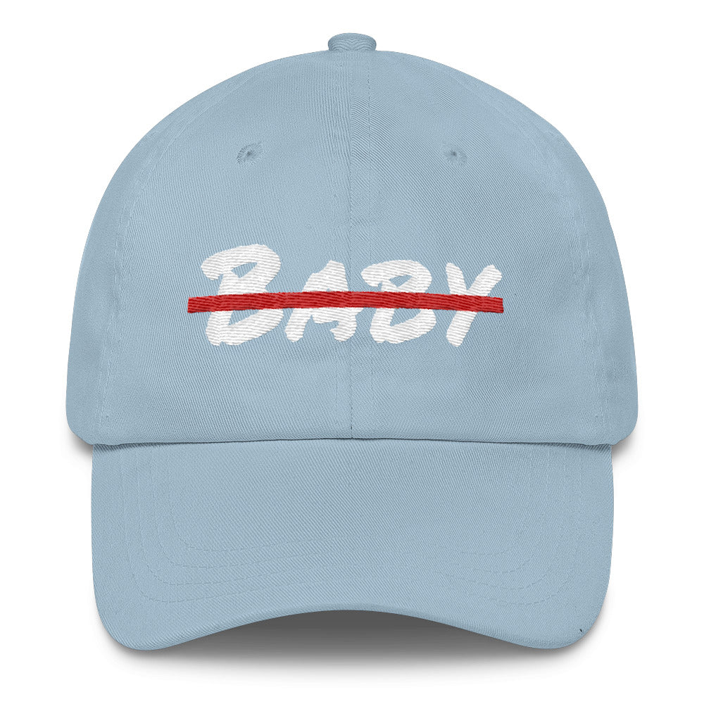 No Baby Classic Dad Cap | Hats | BFY Apparel | Streetwear & More
