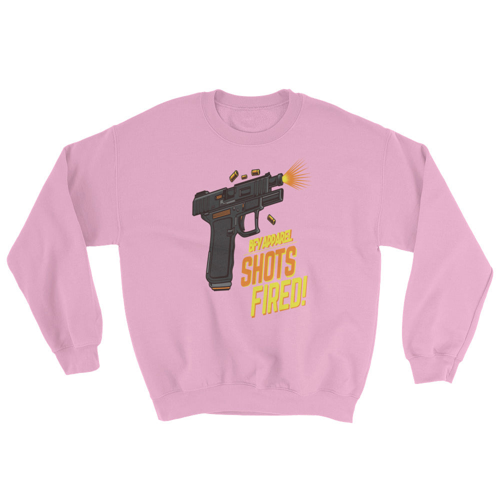 Shots Fired Sweatshirt (W) | Sweatshirt | BFY Apparel | Streetwear & More