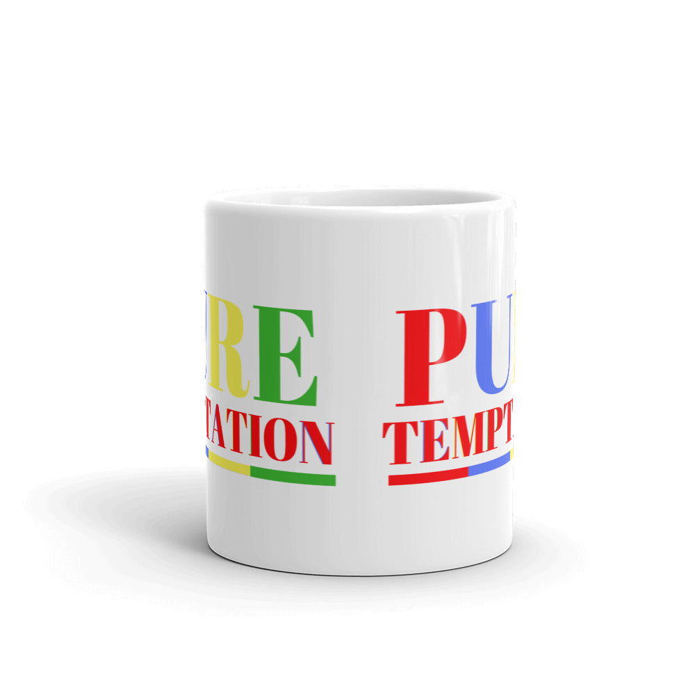 Pure Temptation Coffee Mug |  | BFY Apparel | Streetwear & More