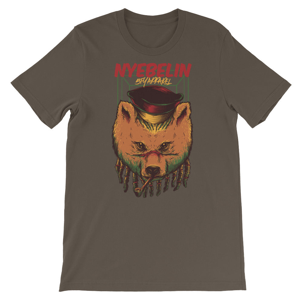 Nyebelin Short-Sleeve Unisex T-Shirt | Tshirts | BFY Apparel | Streetwear & More