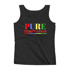 Pure Temptation Ladies' Tank | Tank Top | BFY Apparel | Streetwear & More