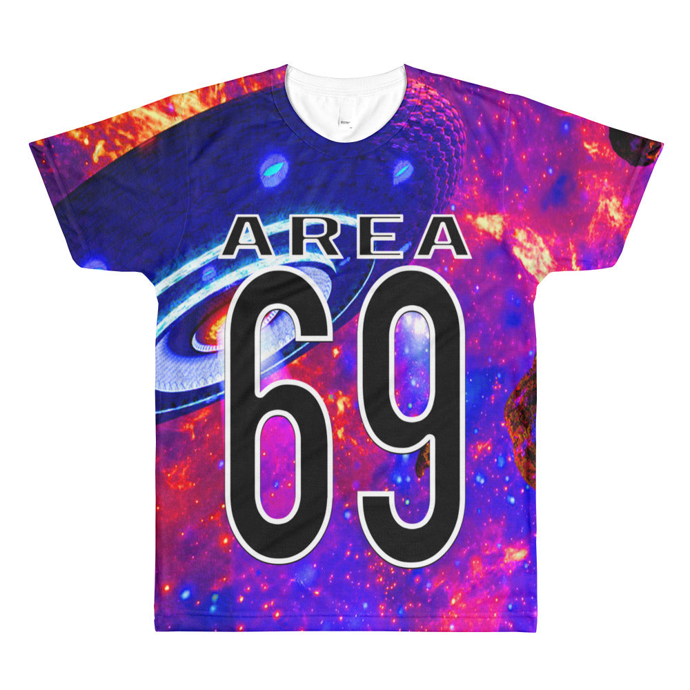 Area 69 All-Over Printed T-Shirt - BFY Apparel | Streetwear & More