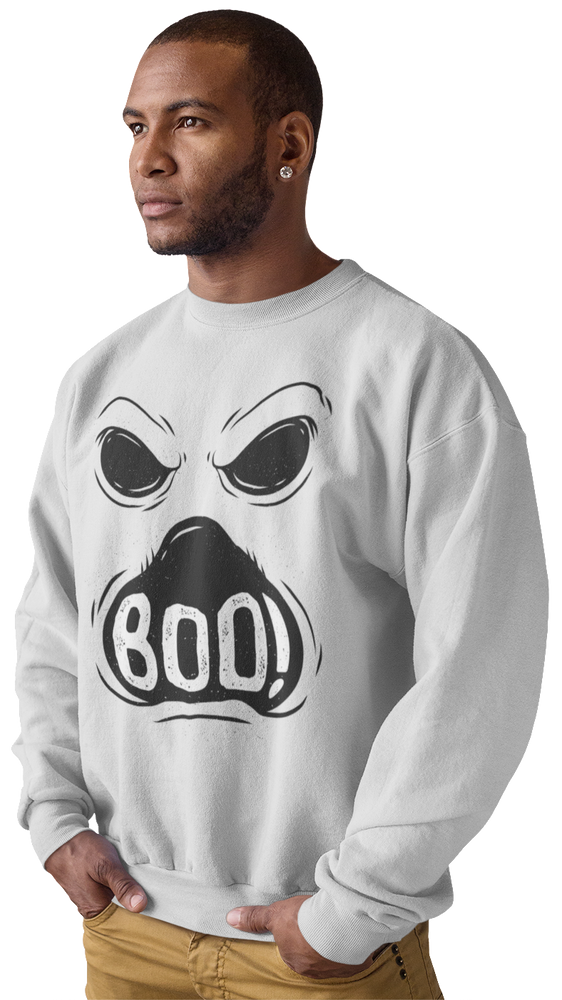 Ghost Mens Sweatshirt | Sweatshirt | BFY Apparel | Streetwear & More