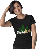 Mary Jane Short-Sleeve Unisex T-Shirt (W)