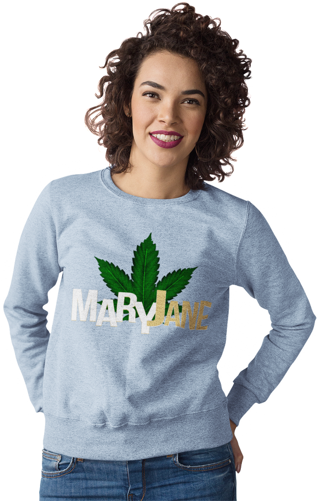 Mary Jane Sweatshirt (W)