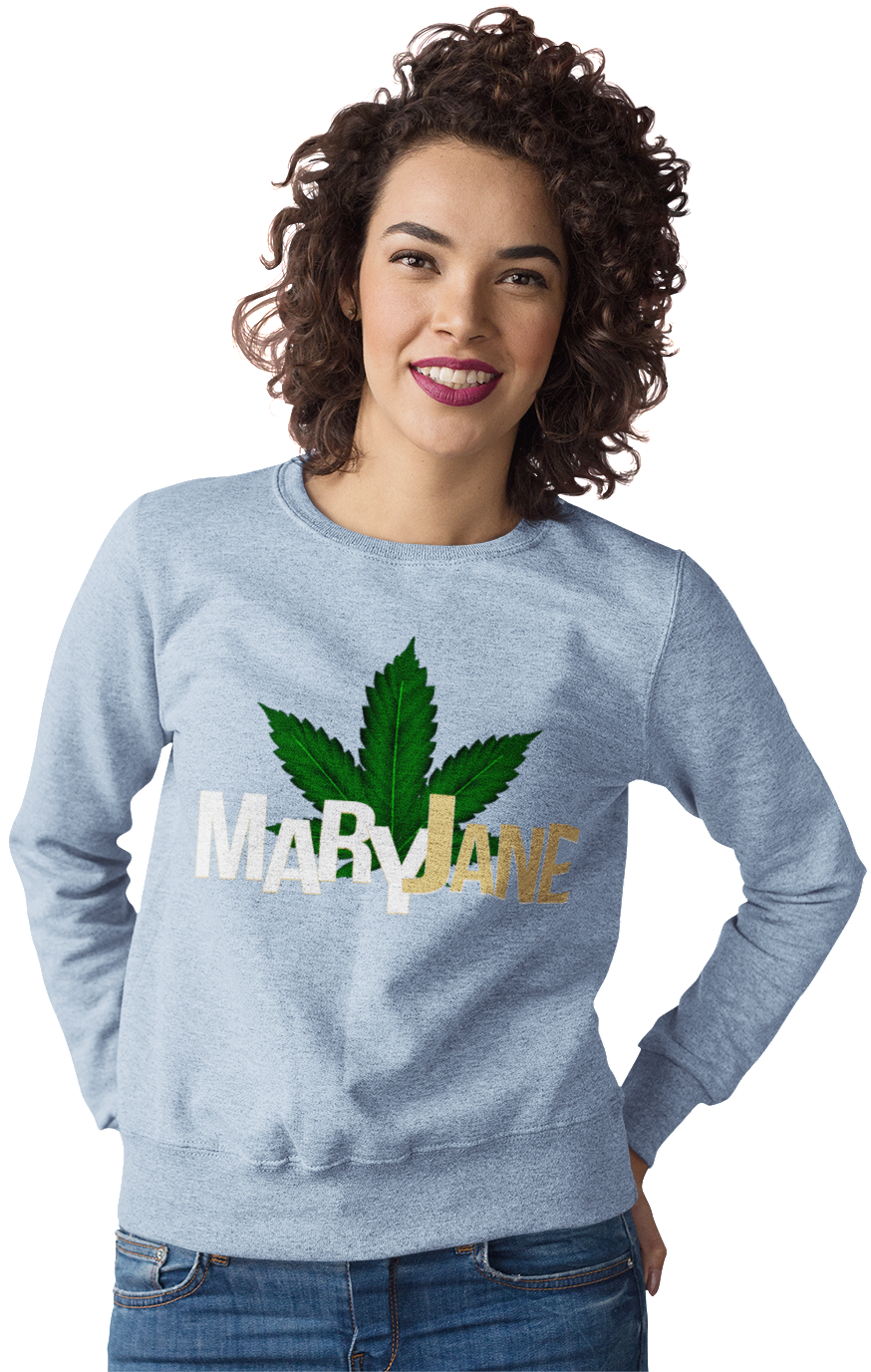 Mary Jane Sweatshirt (W) | Sweatshirt | BFY Apparel | Streetwear & More