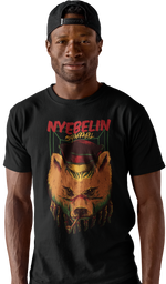 Nyebelin Short-Sleeve Unisex T-Shirt