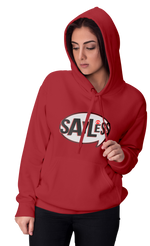 Say Less Bubble Women Hoodie
