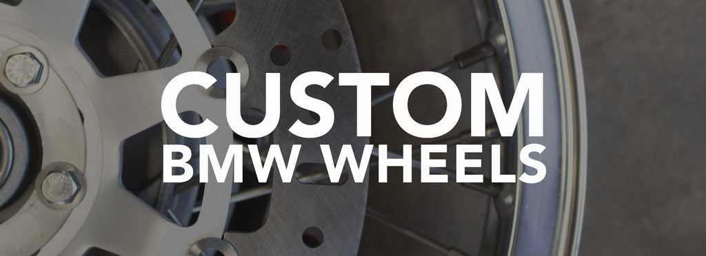 Custom BMW Wheels Earles Front End Boxerworks