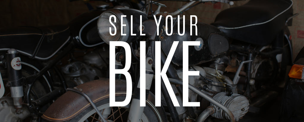 Sell your vintage motorcycle and used parts with Boxerworks