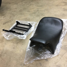 BMW Airhead R100 GS Solo Seat + Rack