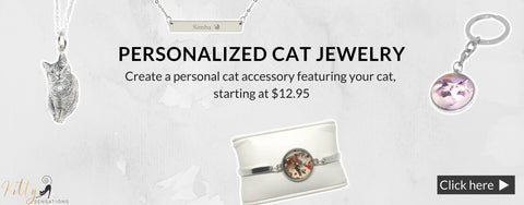 personalized cat jewelry