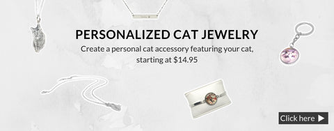 personalized cat jewelry by kittysensations
