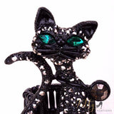 black cat stretch ring kittysensations