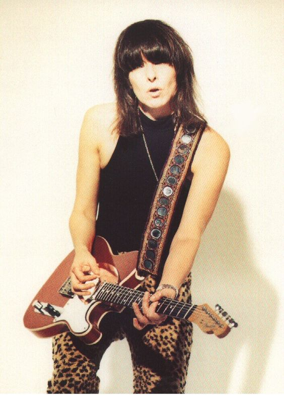 Happy Birthday Chrissie Hynde