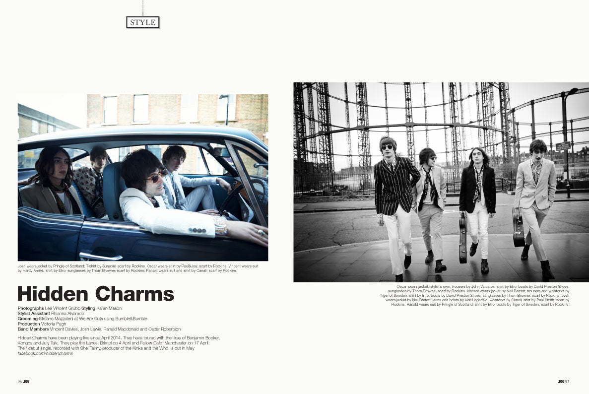 Hidden Charms Rockin' Rockins in Jocks & Nerds Mag