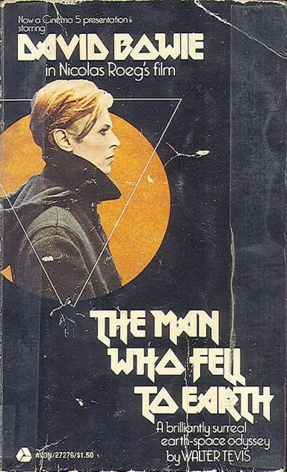 Re-Release Of Iconic Bowie Film 'The Man Who Fell To Earth'