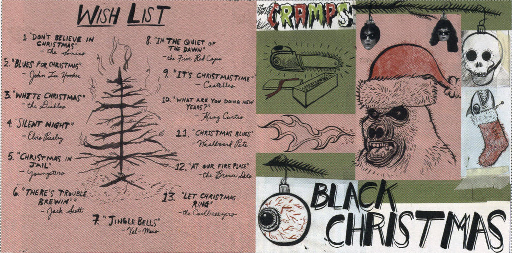 Black Christmas by The Cramps