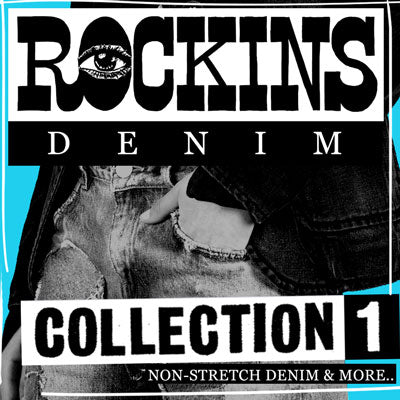 Rockins Denim Mainline is here!