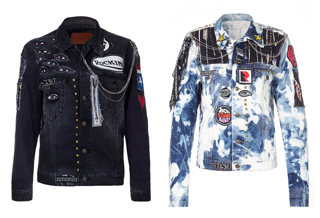 Rockins Customised Jackets
