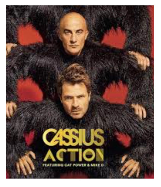 Tim Rockins Tune Of The Day: Cassius – Actions Featuring Cat Power & Mike D