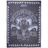 Midnight Rambler Flag Scarf