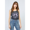 Printed Tank Midnight Rambler