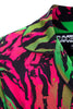 Acid Tiger Green & Pink PJ Set