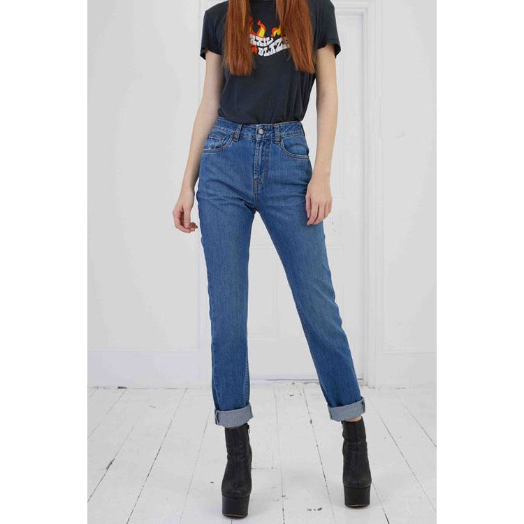 DENIM - Denim trousers Rockins