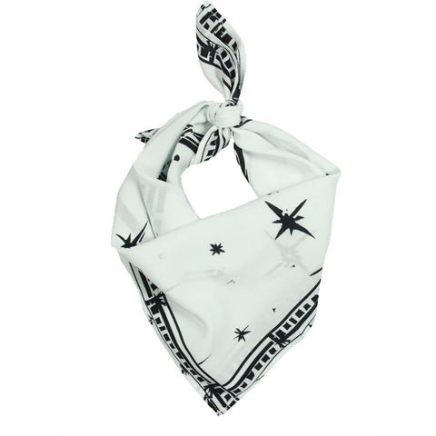 Cosmic Dancer Bandana Ivory