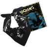 Eyes Bandana Black