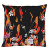 Flowers n Flames Cushion
