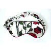 Deluxe Winter Rose Ivory Boxset Eye Mask Product Shot