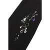 Jewelled Posy Classic Skinny Scarf Black - NEW!
