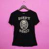 Lord 'A' Mercy Solid Black T-Shirt