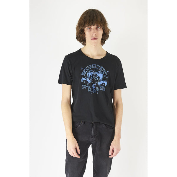 Mens Midnight Rambler Tee Black