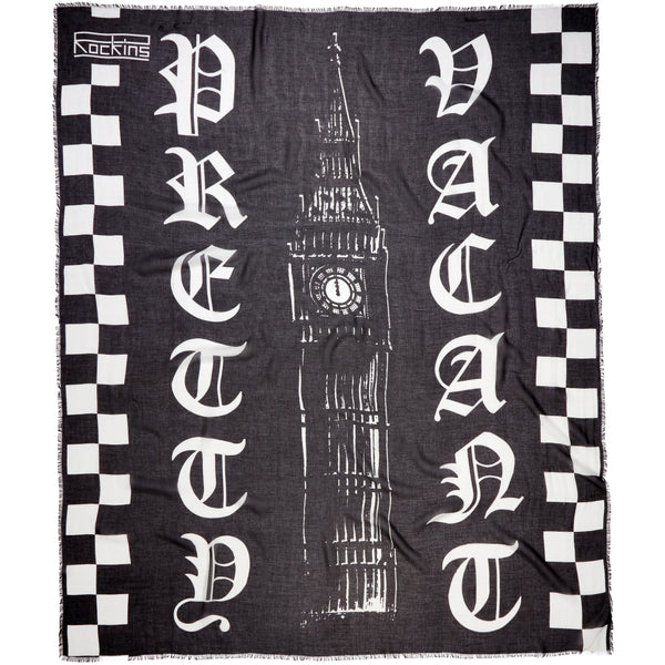 Pretty Vacant Flag Scarf