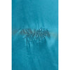 Plain Satin Classic Skinny Embroidered Scarf Teal
