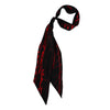 Rock Doctor Super Skinny Scarf Black & Red