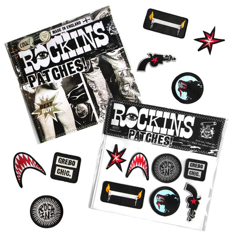 ROCKINS Patches