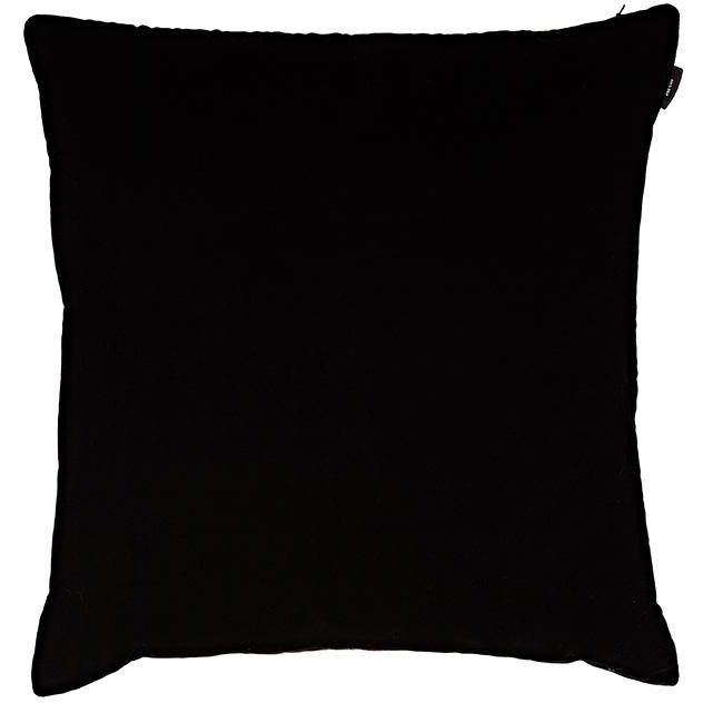 Flies Cushion Black & White