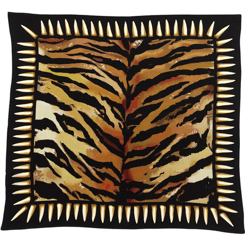 Tiger Bandana Gold