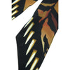 Tiger Super Skinny Scarf Gold