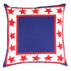 Americana Cushion Blue