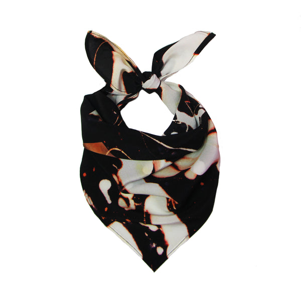 Bleach Bandana Black